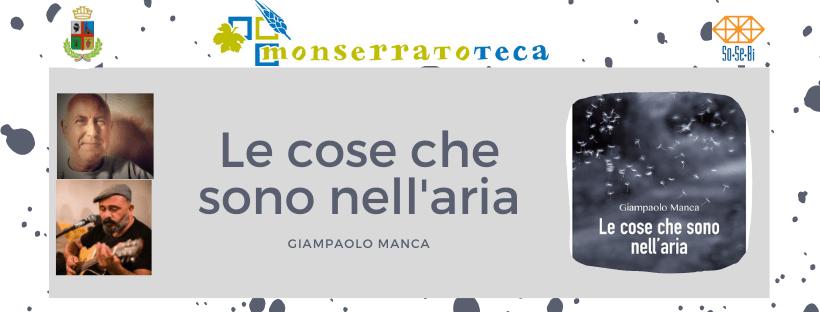 Mercoledì dell'autore con Giampaolo Manca
